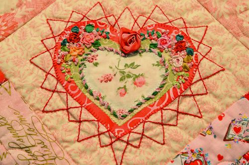 Embellished Hearts - Starry Heart full heart