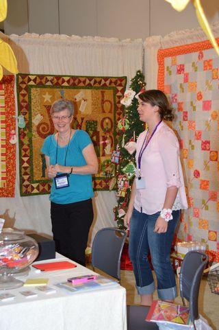 Market 2013 Morganne & Wilma 3