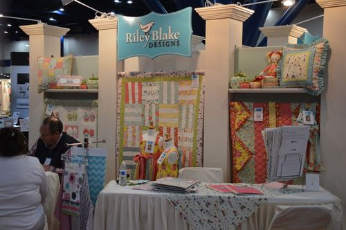 Market 2013 Riley Blake Fabrics